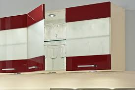 Gloss Red Kitchen Doors - high gloss kitchens from lwk kitchens