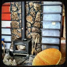 fireplace lava rock fireplace ideas