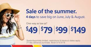 southwest sale how to make the most of a southwest fare sale trips with tykes