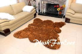 Pink Area Rug 5x8 Faux Sheepskin Area Rug White Area Rugs Fur Carpet Pink Area Rug