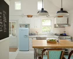Beach Cottage Kitchen by Housetour Hamptonscottage Wolf Cottage Design And Kitchens