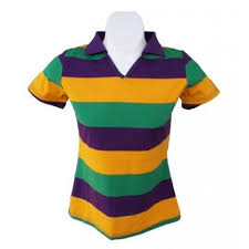 mardi gras polo shirts mardi gras v neck polo slim fit poree s embroidery