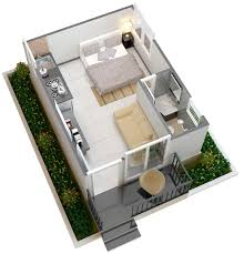 300 Sq Ft House Floor Plan by 100 300 Square Foot 10 Tiny Houses That Are Filled With