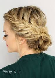 hairstyles for waitresses the 25 best easy braided updo ideas on pinterest easy updo