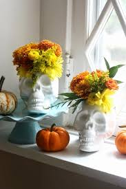 how to decorate home with flowers explore your dark side u2013 how to decorate with skulls