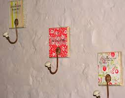 40 decorative wall hooks that you can yourself cool crafts
