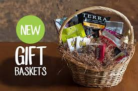 Holiday Food Baskets Healthy Holiday Gift Baskets Goodness Me