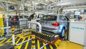 bmw factory bmw named second largest green power partner by us government