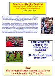 information southport rugby football club