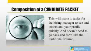Resume Packet Cheap Resume Writing Services Vs Candidate Packet Useful Insight