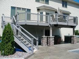 deck stair railing medium size of garden stair railing ideas deck