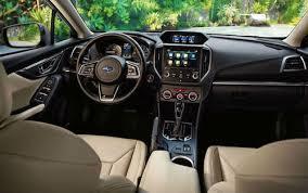 Subaru Xv Crosstrek Interior The New 2018 Subaru Xv Crosstrek Facelift Newcarsportal Com