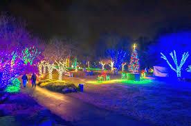 alexandria festival of lights meadowlark gardens christmas lights 2017 vienna va