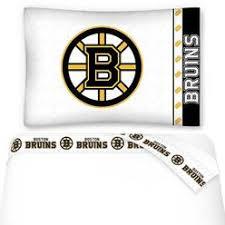 boston bruins bedroom nhl boston bruins bedding set full double