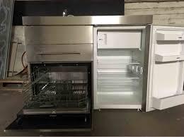 minikuche mit kuhlschrank und spulmaschine poipuview com