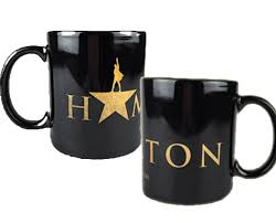 coffee mug hamilton the broadway musical coffee mug hamilton the musical