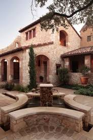 Tuscany Style Homes by Mediterranean Tuscan Style Home House Home Exterior Pinterest