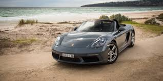 modified porsche boxster 2016 porsche 718 boxster review caradvice