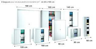 bureau 60 cm armoire 60 cm de large armoire mactallique armoire de bureau largeur
