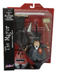 burton s the nightmare before the mayor collector s