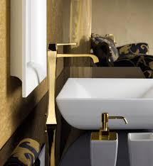 Gold Faucet Bathroom by Gessi Mimi Gold Luxurious Digs Pinterest Gold Bathroom