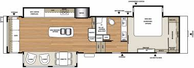 forest river 5th wheel floor plans forest river riverstone rvs for sale camping world rv sales