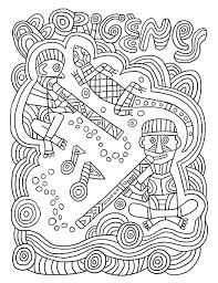 Voyage en coloriage 5  Afrique Océanie  Fred Sochard illustration