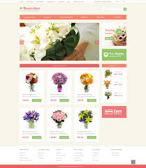 Interior Design Internship Portfolio Website Template 49087 Flower Online Shop Custom Website Template