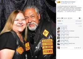 leader of the bandidos biker club dies after being shot during