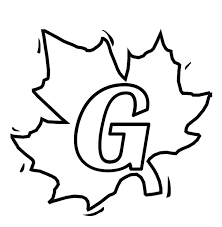 letter g coloring sheet preschool coloring pages alphabet g for