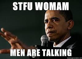 Stfu Meme Generator - stfu woman
