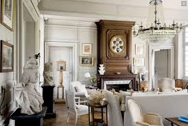 French Chateau Interior Boxwood Terrace A Designer U0027s French Chateau