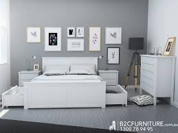 White Queen Platform Bed With Storage White Queen Bed Frame With Drawers Susan Decoration