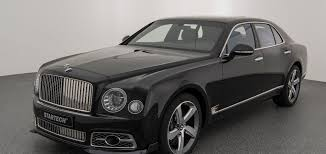 bentley mulsanne white dub magazine startech upgrades bentley mulsanne