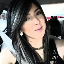 beautiful gray hair streaks 50 lavish gray hair ideas you ll love hair motive hair motive