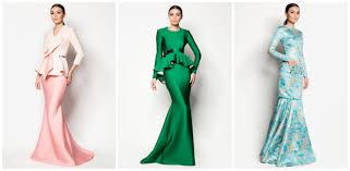 baju kurung moden zaman sekarang shopping pakaian tradisional di zalora cikamal