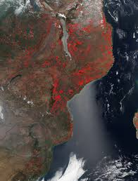 Wildland Fire Canada Conference 2014 by Fires In Angola Zambia Democratic Republic Of The Congo Nasa