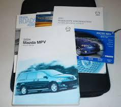 mazda mpv 2004 repair manual