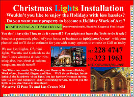 christmas lights installation best christmas lights installer in
