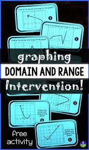 55 best functions domain range images on pinterest math teacher