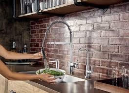 how to choose the right kitchen faucet theshowroomatrubenstein