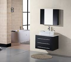 ibiza 600mm white oak timber wood grain wall hung bathroom vanity
