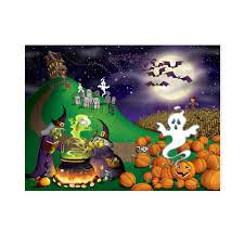 Beistle Halloween Insta Mural 5 U0027 X 6 U0027 6 Pack 1 Pkg Clickhere2shop