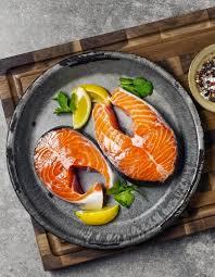 cuisine saumon darnes de saumon légères et faciles pour 4 personnes recettes