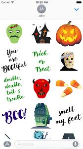 Halloween Stickers Cute Halloween Stickers Imessage App U2013 Southern Florida Web Design