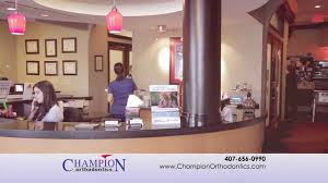 champion orthodontics commercial winter garden fl u0026 dr