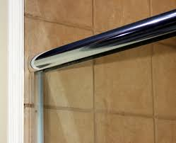 Frameless Shower Door Handle by Semi Frameless Shower Enclosures California Reflections