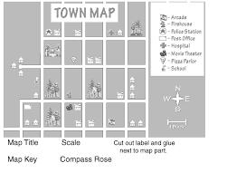 map worksheets for first grade worksheets