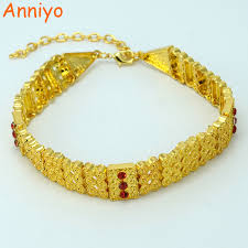 chokers necklace gold images Anniyo gold color ethiopian traditional chokers necklace for women jpg