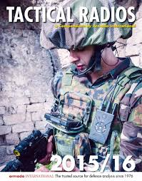 tactical radios compendium 2015 by armada international u0026 asian